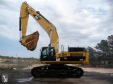 Excavadora Caterpillar 374DL excavadora de cadenas usada