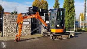 Excavadora miniexcavadora Hitachi ZX29 U-3 CLR MS03 neue Ketten KLIMA