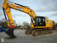 JCB JS 300 NLC T4F pásová lopata použitý