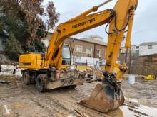 Excavadora Hyundai R200 W 7 Robex 200w7 excavadora de ruedas usado