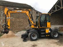 Excavadora excavadora de ruedas JCB Hydradig 110W