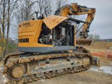 Liebherr 926 compact damaged track excavator