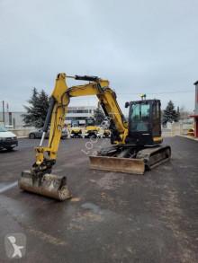 Excavadora Yanmar SV 100 excavadora de cadenas usada