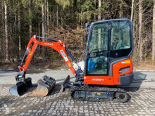 Kubota KX 019-4 SF used mini excavator