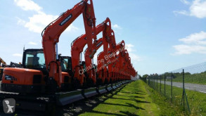 Doosan DX 85r new mini excavator