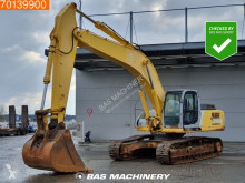 New Holland track excavator E 385