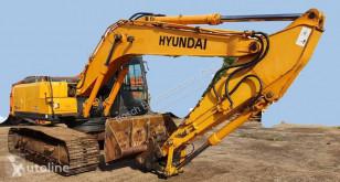 Hyundai Robex 210 LC-7A excavadora de cadenas usada