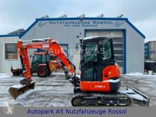 Kubota U36-4 Minibagger 3,6 Tonnen Schnellwechsler miniexcavadora usada
