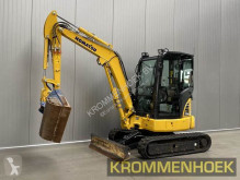 Excavadora Komatsu PC 35 MR-5 | Powertilt | Demo miniexcavadora usada