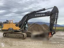 Volvo EC380ENL excavadora de cadenas usada