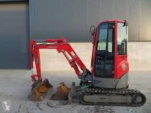 Excavadora Yanmar Vio 20-4 miniexcavadora usada