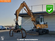 Liebherr 924 used wheel excavator