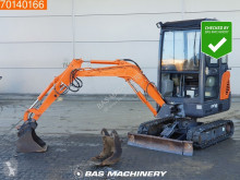 Mini pelle Doosan DX18