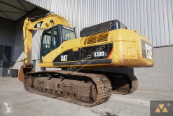 Caterpillar 330DL used track excavator