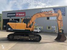 Hyundai R140 LC 9 used track excavator