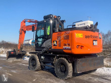 Hitachi ZX 170 W-6 used wheel excavator