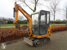Koop hanix H15B minigraver/graafmachine used mini excavator