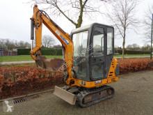 Mini excavator koop hanix H15B minigraver/graafmachine