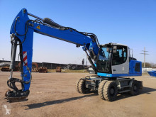 Liebherr A 918 Compact excavator pe roti second-hand