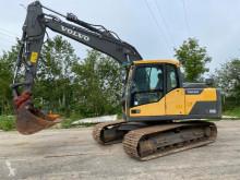 Excavadora Volvo EC 140DL excavadora de cadenas usada