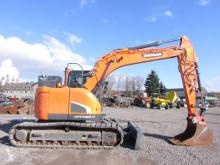Doosan DX 140 LCR-5 used track excavator