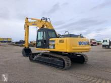 Escavadora Komatsu PC240NLC-6K escavadora de lagartas usada