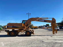 Case WX 210 used wheel excavator