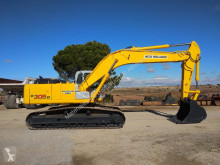 New Holland E 305 B used track excavator