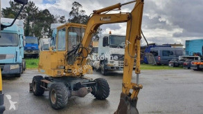 Mini kepçe Yanmar /Wheel excavator YB401 4 Tons/