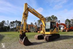 Komatsu Komatsu PC130-7K used track excavator