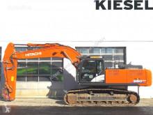 Hitachi ZX350LCN-6 excavator pe şenile second-hand