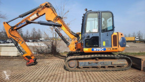 Hanix H 75 C VA boom used mini excavator