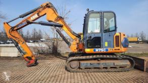 Excavadora Hanix H 75 C VA boom miniexcavadora usada