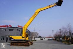 Escavadora escavadora de lagartas Hyundai R290 LC 9 ROBEX 290LC-9, LONG REACH 14M, PRECISION GPS CONTROL