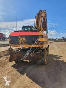Excavadora excavadora de ruedas JCB JS200LC