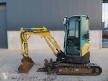 Yanmar vio 20-4 used mini excavator