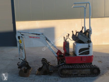 Takeuchi TB210R used mini excavator