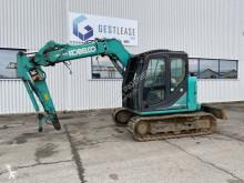 Excavadora excavadora de cadenas Kobelco SK 75 SR-3E