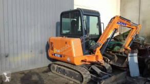 Hanix H 26 C used mini excavator