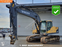 Volvo EC210 used track excavator