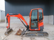 Kubota U 27-4 tweedehands mini-graafmachine