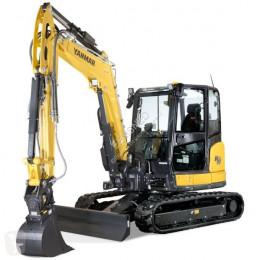 Excavadora Yanmar Minigraver SV60B Minigraver bij Eemsned excavadora de cadenas nueva