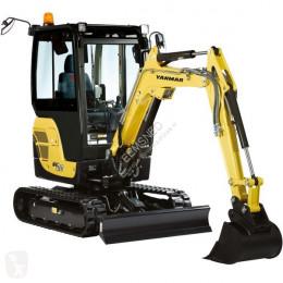 Excavadora Yanmar Minigraver SV22 bij Eemsned miniexcavadora nueva