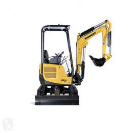 Excavadora Yanmar Minigraver VIO17 bij Eemsned miniexcavadora nueva