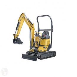 Excavadora Yanmar ACTIE minigraver VIO12 bij Eemsned miniexcavadora nueva