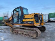JCB track excavator JS130LC