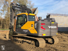 Volvo EC 140 EL bæltegraver brugt