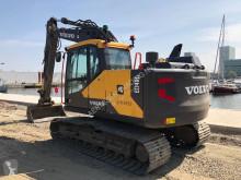Excavadora Volvo EC 140 EL excavadora de cadenas usada