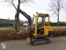 Koop volvo EC15 minigraver/graafmachine used mini excavator