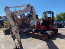 Excavadora Takeuchi TB 180 FR excavadora de cadenas accidentada